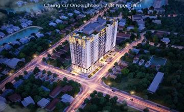 Bảng giá chung cư Oneeighteen 298 Ngọc Lâm